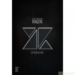 KNK 1ST SINGLE ALBUM 'KNOCK' 韓版