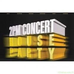 2PM - 2015 2PM CONCERT [HOUSE PARTY IN SEOUL] 2DVD 韓版