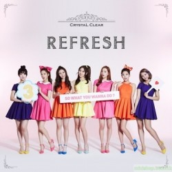 CLC – 3rd Mini Album 'REFRESH' 韓版