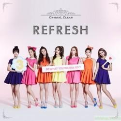CLC – 3rd Mini Album 'REFRESH' 韓版