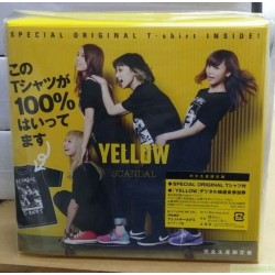 SCANDAL YELLOW【完全生産限定盤】