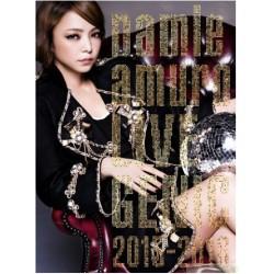 港版DVD 安室奈美惠 「namie amuro LIVEGENIC 2015-2016」