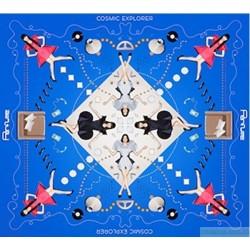 PERFUME NEW ALBUM「COSMIC EXPLORER」 日版