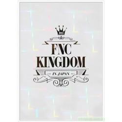 2015 FNC KINGDOM IN JAPAN  DVD/Blu-ray 日版