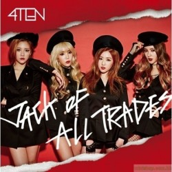4TEN- JACK OF ALL TRADES韓版