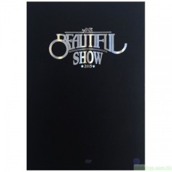 BEAST- 2015 BEAUTIFUL SHOW 2DVD+80P寫真書 + USB 韓版
