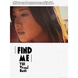 YUI「FIND ME YUI Visual Best」DVD / Blu-ray