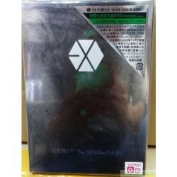 日初DVD EXO PLANET 2 -THE EXO'luXion IN JAPAN-