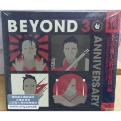 BEYOND 30th Anniversary (3CD + DVD)