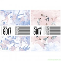 GOT7 [FLIGHT LOG : DEPARTURE] 韓版