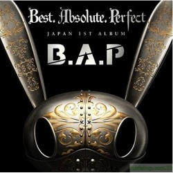 [台版] B.A.P Best.Absolute.Perfect [Type-B[(CD)