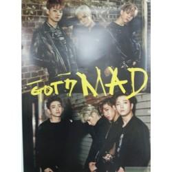 [海報]GOT7『MAD』
