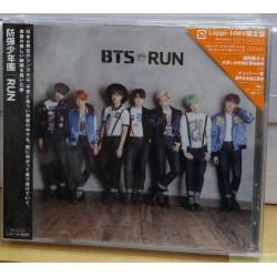 BTS RUN 日本Loppi・HMV限定盤