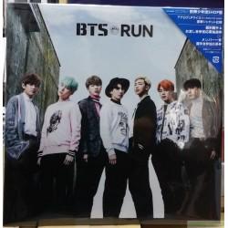 BTS RUN 日版 防弾少年団SHOP盤