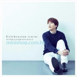 圭賢 SUPER JUNIOR-KYUHYUN「Celebration~君に架ける橋~」 日版