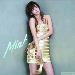 安室奈美惠 Namie Amuro  New Single「Mint」日版