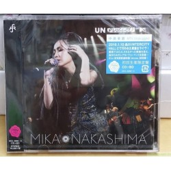中島美嘉 MTV UNPLUGGED 日版+Blu-ray