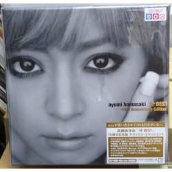Ayumi Hamasaki A Best -15th Anniversary Edition- 日版