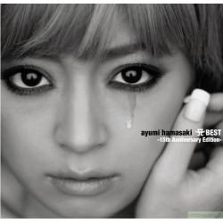 濱崎步 A精選 -15週年紀念台灣限定版-CD+DVD