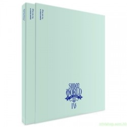SHINEE WORLD IV : THE 4TH STAGE 2CD 韓版