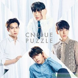 CNBLUE  10th Single『Puzzle』 日版