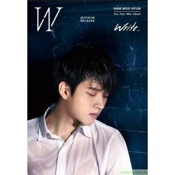 [INFINITE]NAM_WOO_HYUNFirst_Mini_AlbumWrite 韓版