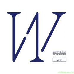 [‪‎INFINITE‬] ‪‎南優賢 NAM_WOO_HYUN‬ ‪‎First_Mini_Album‬ ‪‎Write‬ 韓版