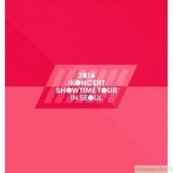 IKON - 2016 IKONCERT SHOWTIME TOUR IN SEOUL LIVE 2CD 韓版