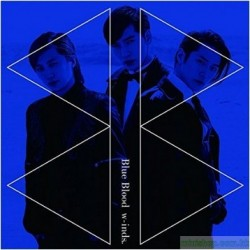 w-inds. Blue Blood (台灣初回盤)CD+DVD