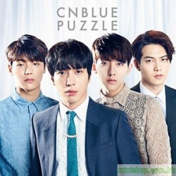 CNBLUE 10th Single『Puzzle』 BOICE限定盤 CD+DVD 日版