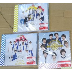 Hey! Say! JUMP 真剣SUNSHINE (CD+DVD)【台壓版】