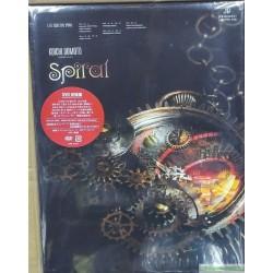 堂本光一「KOICHI DOMOTO LIVE TOUR 2015 Spiral」LIVE DVD・Blu-ray