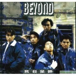 Beyond舊日的足跡 CD「原裝膠盒裝」12首