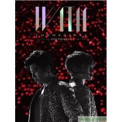 東方神起 2015巡迴演唱會-WITH:神起相守 3DVD