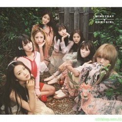 OH MY GIRL  WINDY DAY 韓版