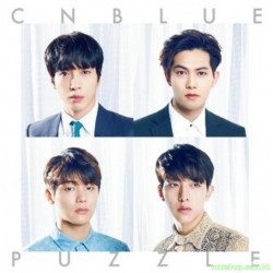 CNBLUE PUZZLE 台壓初回限定B盤CD+DVD