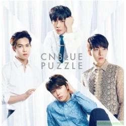 CNBLUE PUZZLE 台壓初回限定A盤CD+DVD
