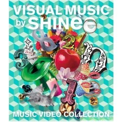 SHINee VISUAL MUSIC by SHINee ~music video collection~