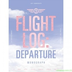 GOT7  FLIGHT LOG: DEPARTURE GOT7 MONOGRAPH  DVD 韓版