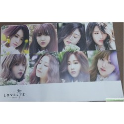 [海報]LOVELYZ - A NEW TRILOGY海報 A