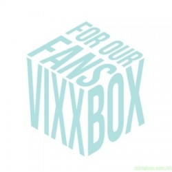 VIXX - VIXX BOX DVD & GOODS SET : FOR OUR FANS (1 DISC)韓版