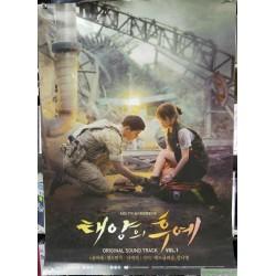 [海報]太陽的後裔 O.S.T VOL.1 韓版 海報