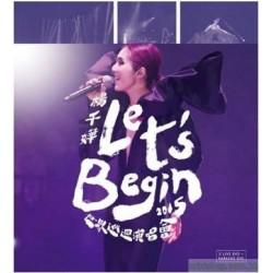 楊千嬅 – Let's Begin Concert 2015 世界巡迴演唱會(Live 2DVD + Karaoke DVD)