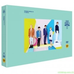 SHINee [SHINEE WORLD IV] 2DVD韓版