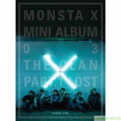 MONSTA X - Mini Album Vol.3 [THE CLAN 2.5 PART.1 LOST]