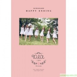 DIA  2ND ALBUM [HAPPY ENDING] 韓版