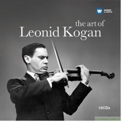 THE ART OF LEONID KOGAN [15CD]