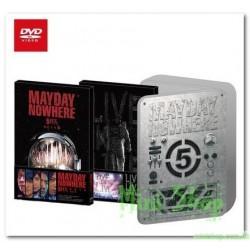 五月天 諾亞方舟 DVD + Live in Live DVD 鐵盒DVD套裝預購版
