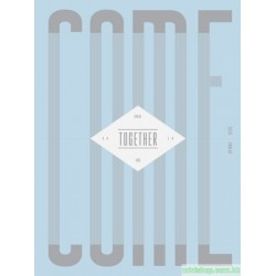 CNBLUE DVD+CD「COME TOGETHER TOUR」 日版