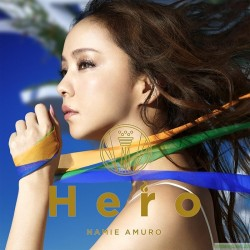 安室奈美惠 Namie AmuroNew Single[Hero] 日版